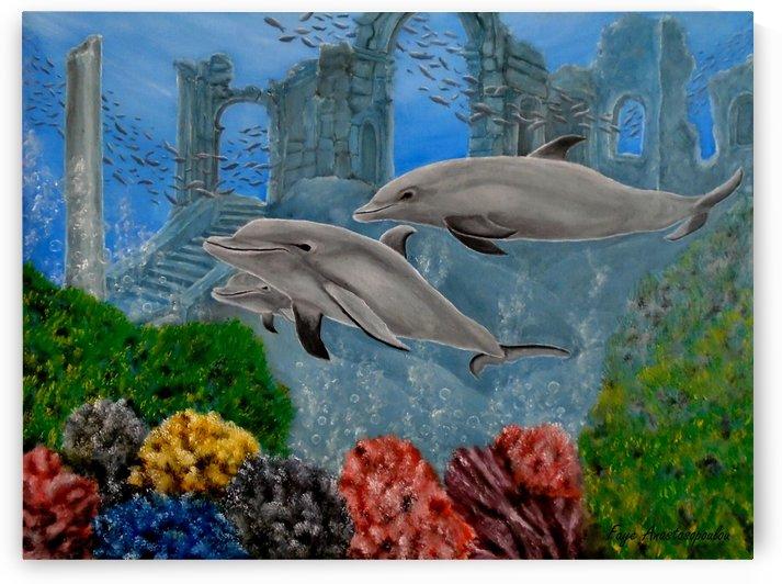Aquatic Symphony by Faye Anastasopoulou