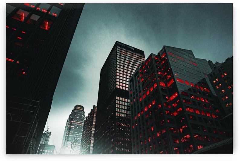 Metal city  by Marko Radovanovic