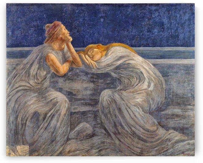 Notturno by Gaetano Previati