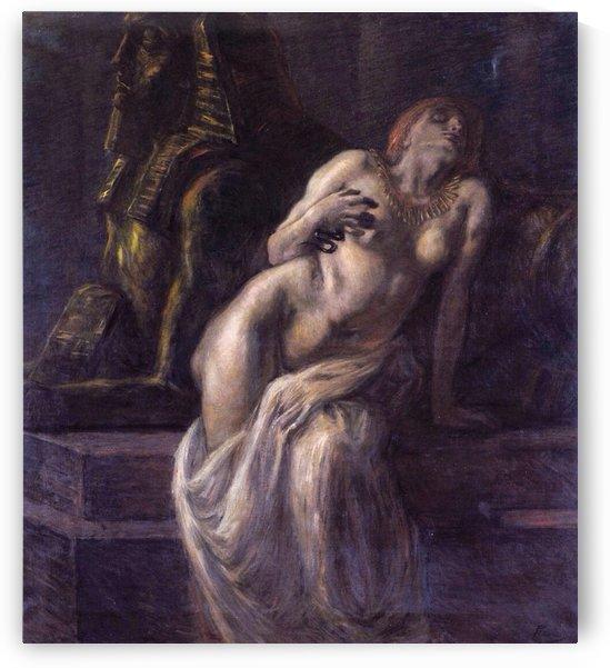 Cleopatra, 1903 by Gaetano Previati