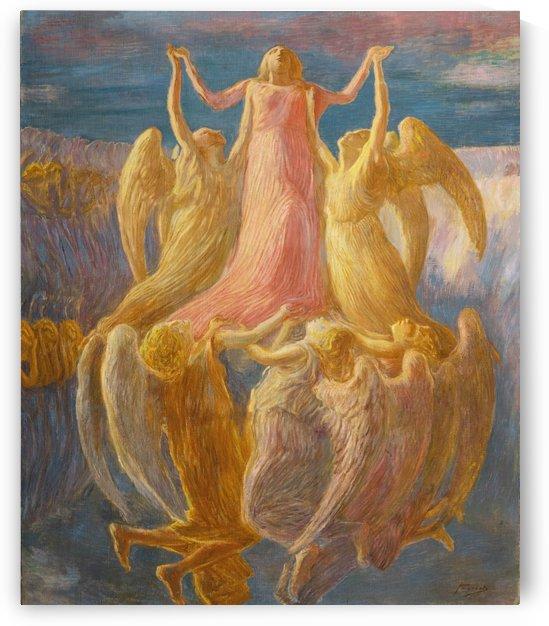 The Assumption by Gaetano Previati