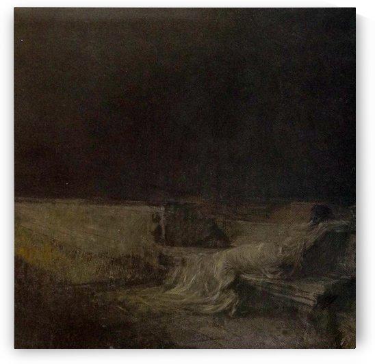 Chiaro di luna by Gaetano Previati