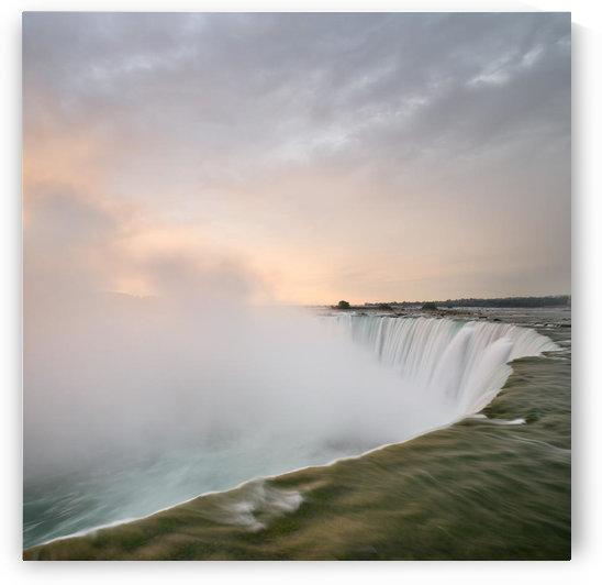 Horseshoe Falls At Sunrise, Niagara Falls, Ontario, Canada by PacificStock