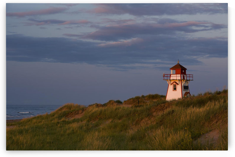 Covehead Lighthouse, Prince Edward Island National Park by PacificStock