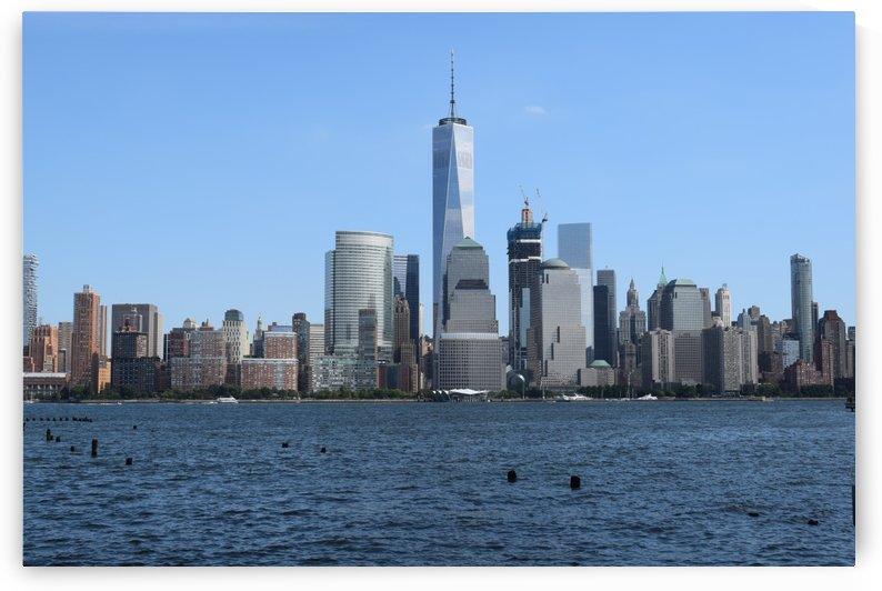 MANHATTAN, NEW YORK by Brian Corbett
