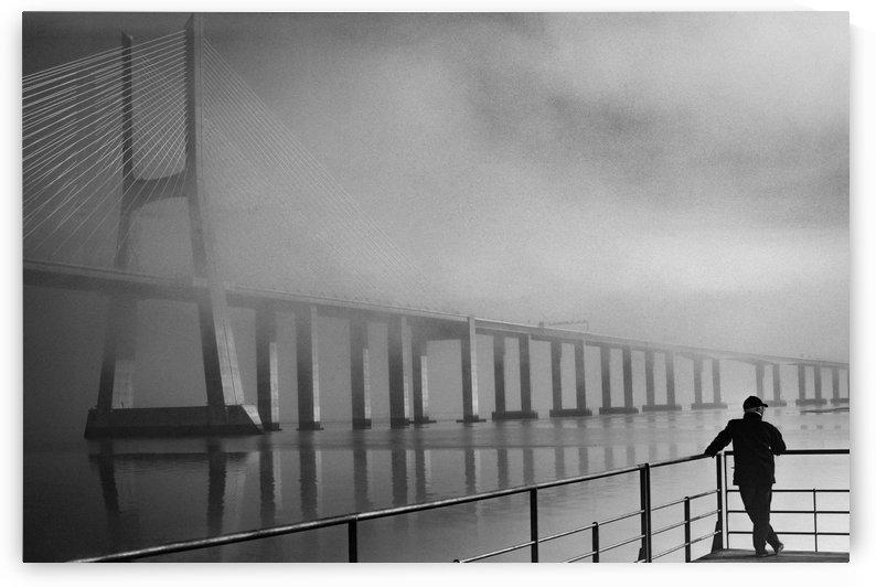 Vasco da Gama Bridge - Lisbon by 1x
