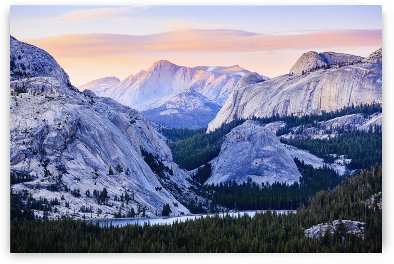 The high country in Yosemite National Park; California, United States of America by PacificStock