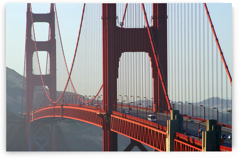 R.Watts; Golden Gate Bridge, San Francisco, Ca by PacificStock