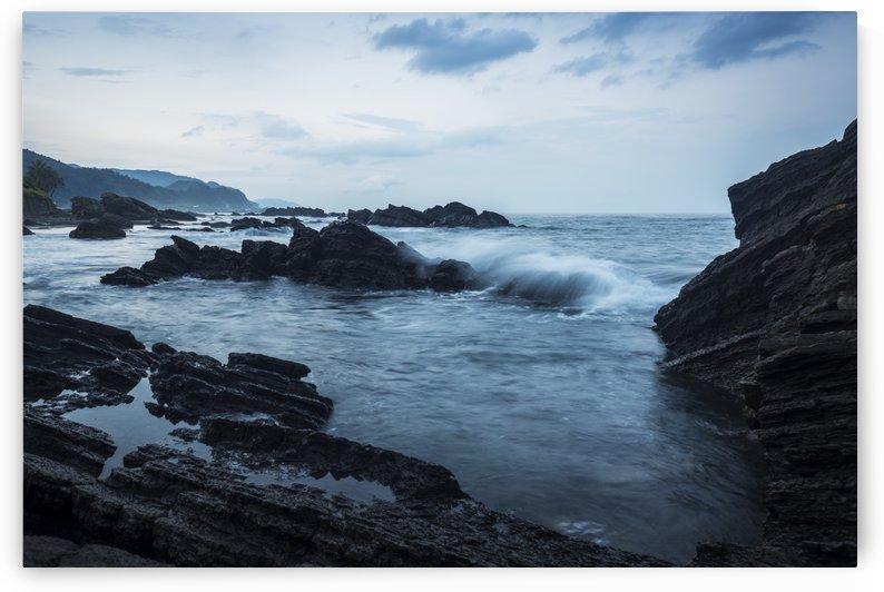Waiao beach in Yilan County, beautiful volcanic landscape; Taiwan, China by PacificStock