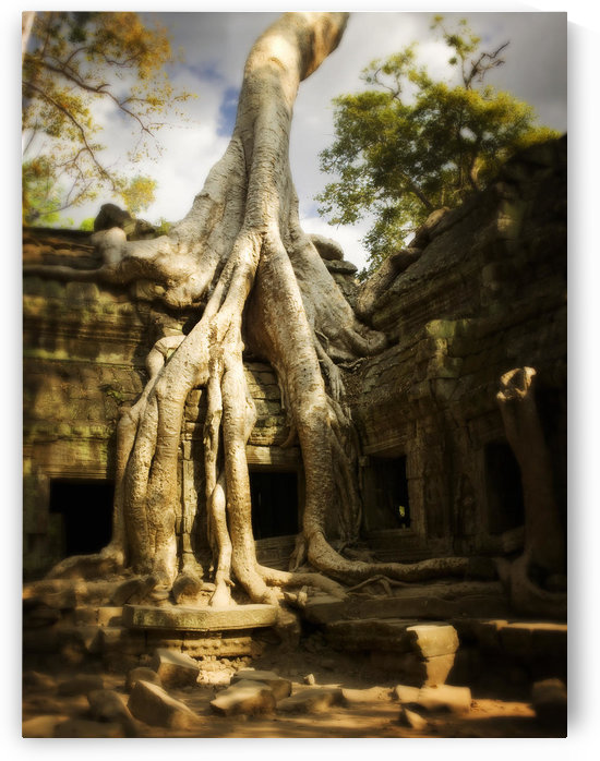 Angkor Wat; Cambodia by PacificStock