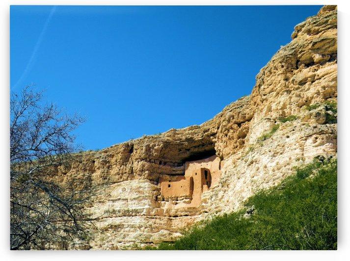 Montezuma's Castle-10 by Arizona Photos by Jym