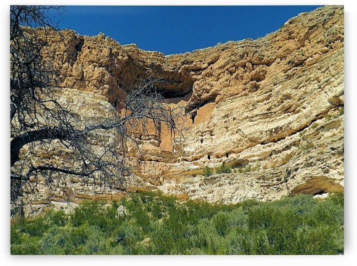 Montezuma's Castle-6 by Arizona Photos by Jym