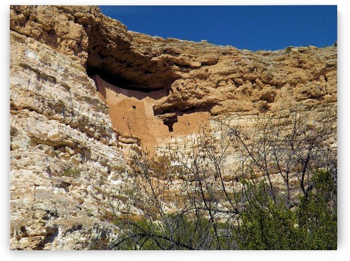 Montezuma's Castle-3 by Arizona Photos by Jym