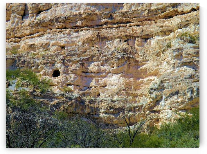Montezuma's Castle-2 by Arizona Photos by Jym
