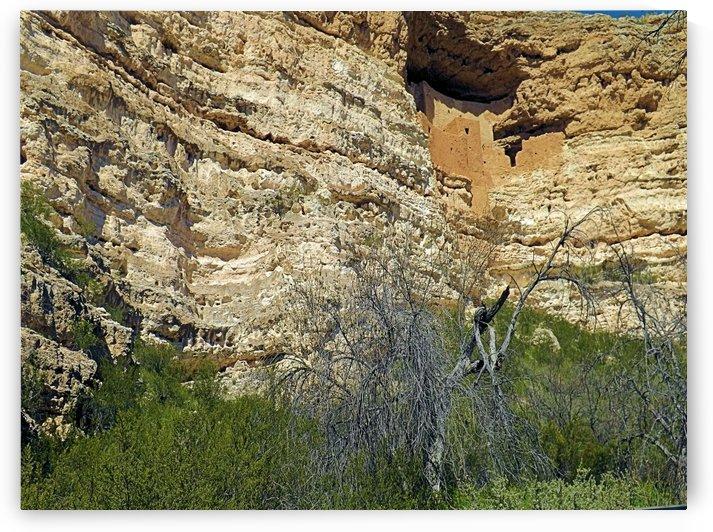 Montezuma's Castle-1 by Arizona Photos by Jym
