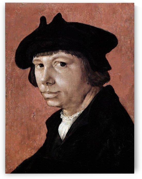 Self-portrait 1509 by Lucas van Leyden