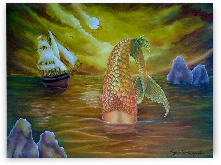 The Sea Legend by Fotini Anastasopoulou