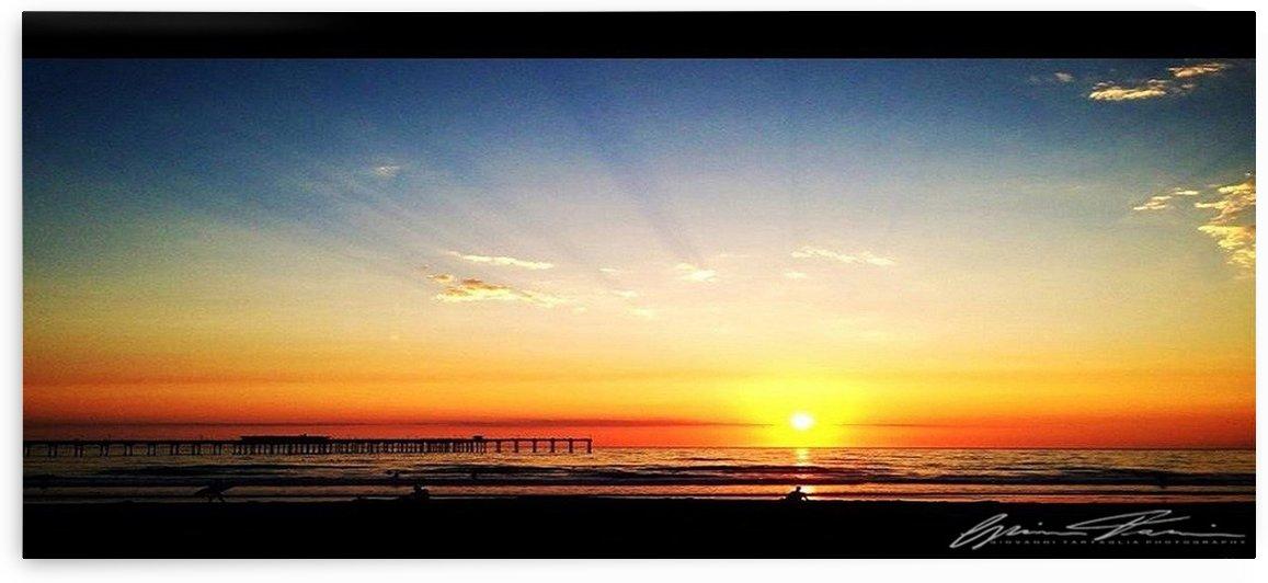 California Sunset by Giovanni Tartaglia