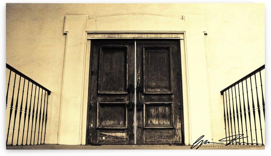 Entrance Into The Unknown by Giovanni Tartaglia
