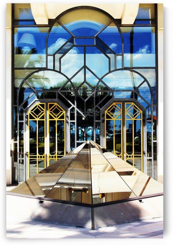Mirror Design by Carine Dito