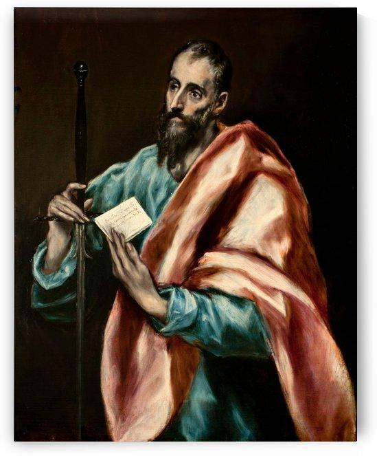 St Paul by El Greco