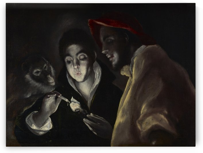 Fabula by El Greco