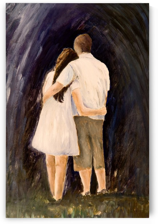 Together Forever  by DHWebbArt