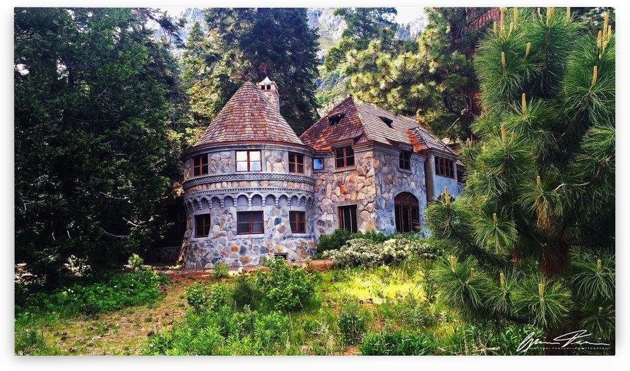 Vikingsholm Castle (Lake Tahoe, CA) by Giovanni Tartaglia
