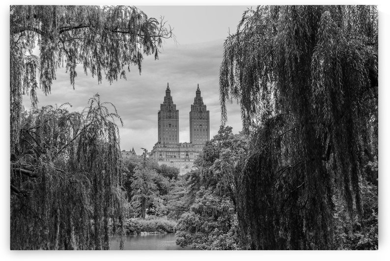 Central Park - The San Remo building by Philippe Collard