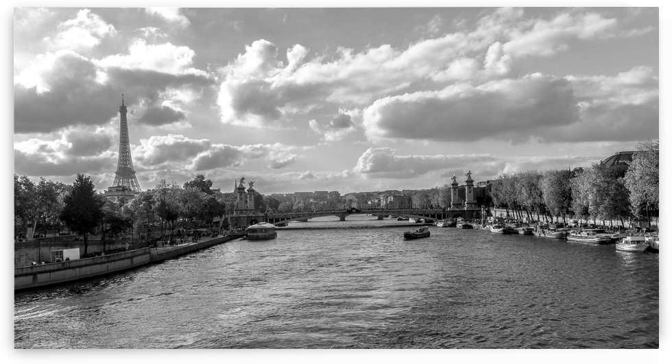 Paris je t'aime! by Philippe Collard