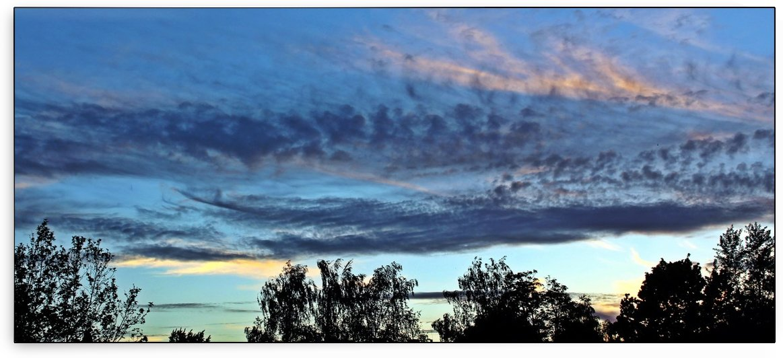 Ominous sky by Mariusz Wojcik