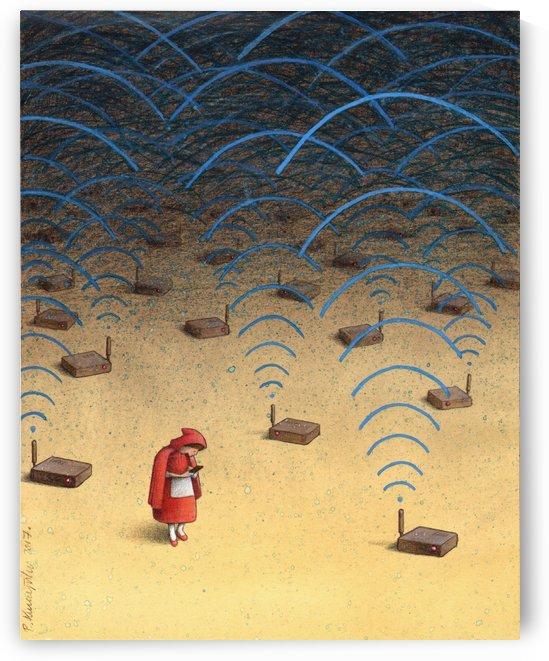 alone by Pawel Kuczynski