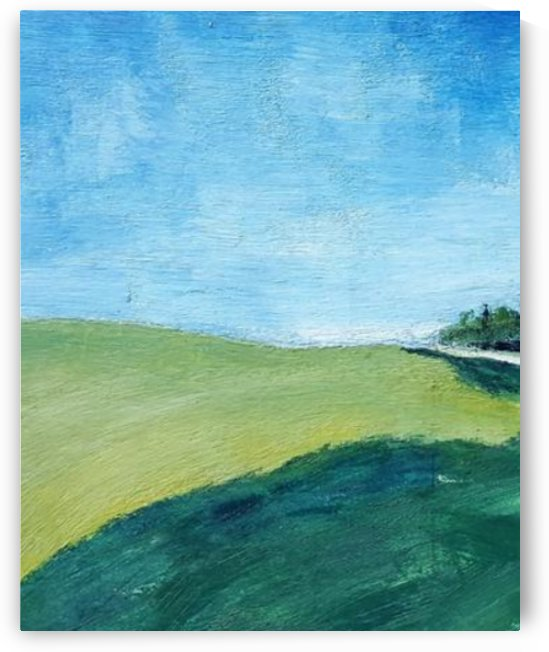 Study for Fields at Cossall by closeddispatcher