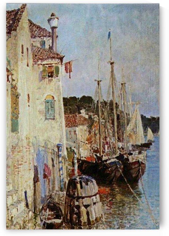 Venice, 1897 by Vasili Dmitrievich Polenov