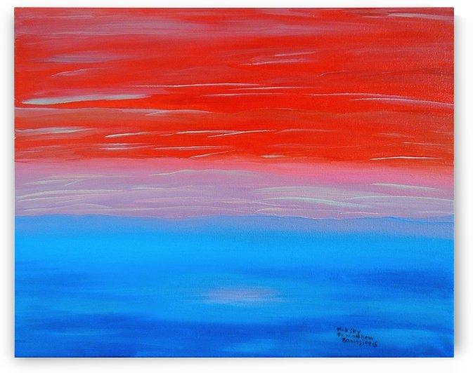 30 x2_30_030 pink_sky R by Matthew Banitsiotis