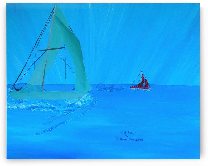 37_037 sail_boats R by Matthew Banitsiotis