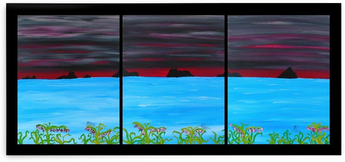 48_48___red__as__1   _pictureframed R by Matthew Banitsiotis