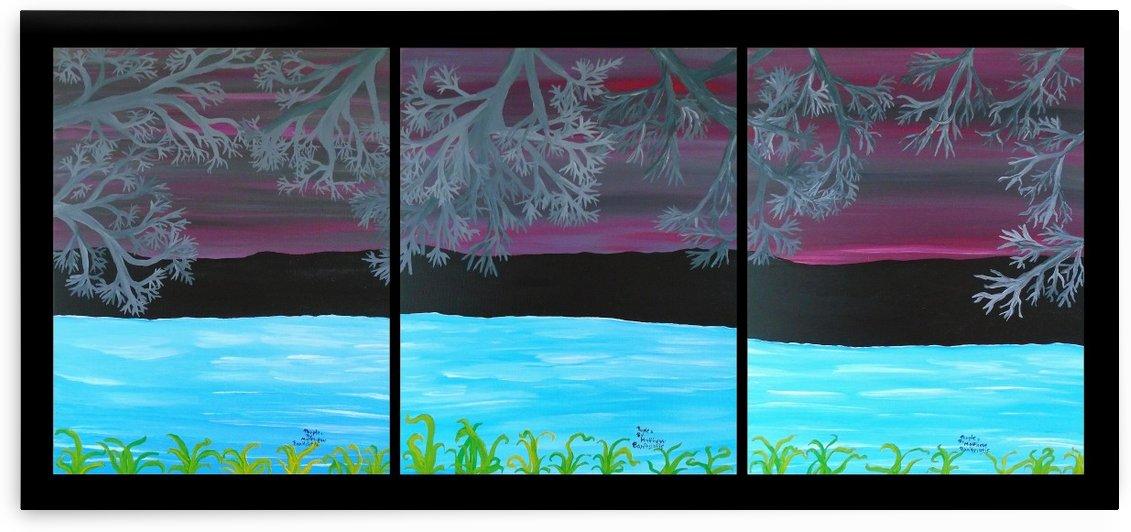 47_47__purple__as__1   _pictureframed R by Matthew Banitsiotis