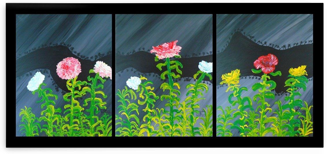 44_44__garden__as__1   _pictureframed R by Matthew Banitsiotis