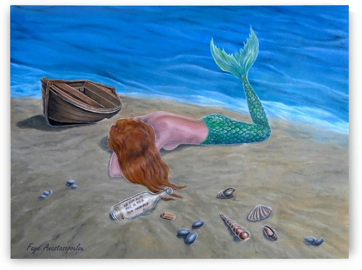 Mermaid's Stories by Faye Anastasopoulou