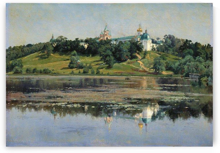 Zvenigorod by Konstantin Yakovlevich Kryzhitsky