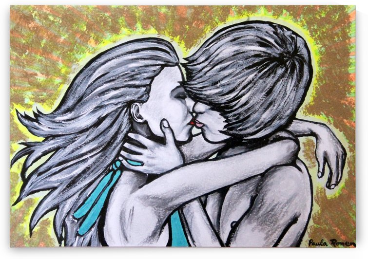 Amor adolescente by Paula Valeria Fridman