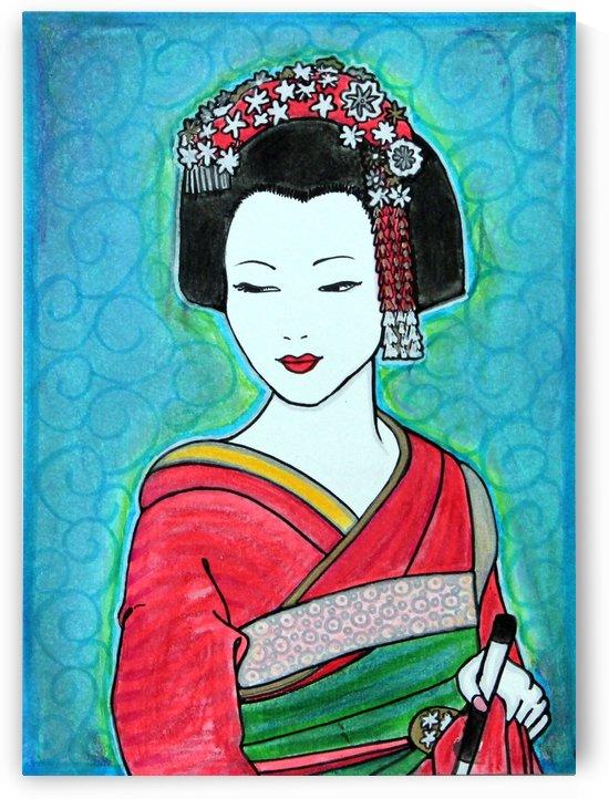 japonesa by Paula Valeria Fridman