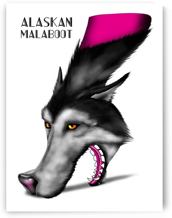 Alaskan Malaboot by AnarKissed