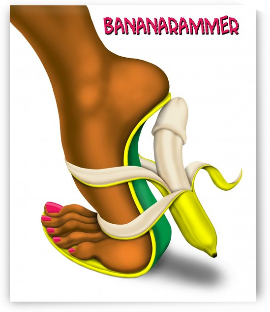 Bananarammer by AnarKissed