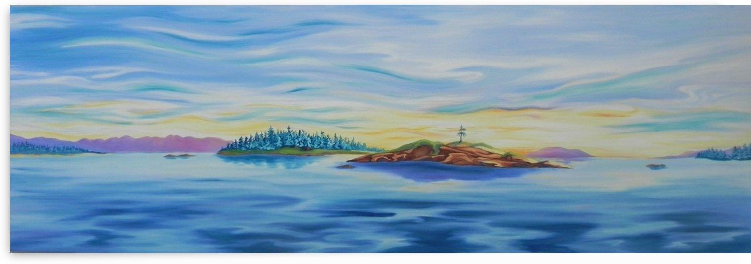 Nanoose Bay  by Janice Gallant