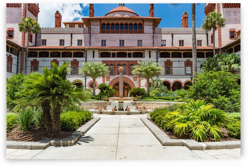 Hotel Ponce De Leon Courtyard by Melody Rossi