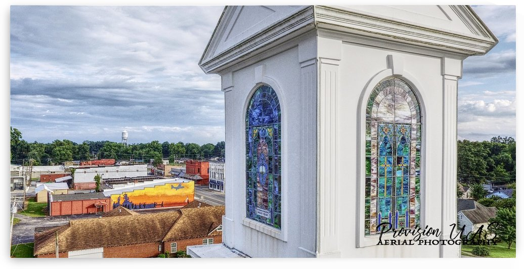 Beebe, AR | Downtown by Provision UAS