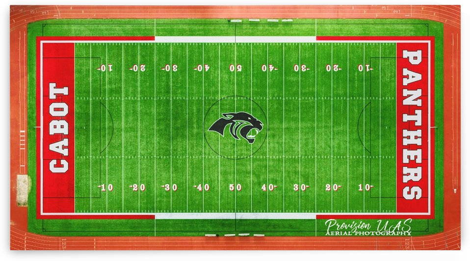 Cabot, AR | Panther Football Field by Provision UAS