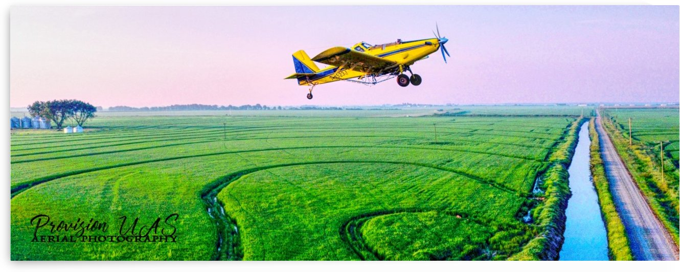 Carlisle, AR | Crop Dusting the Delta by Provision UAS
